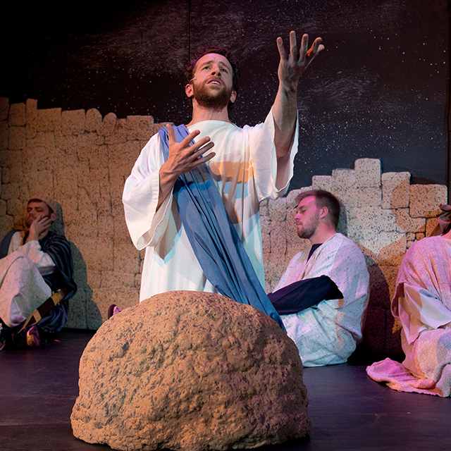 Faith Passion Play