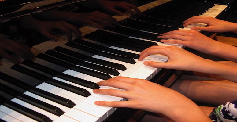 Monster Piano Concert