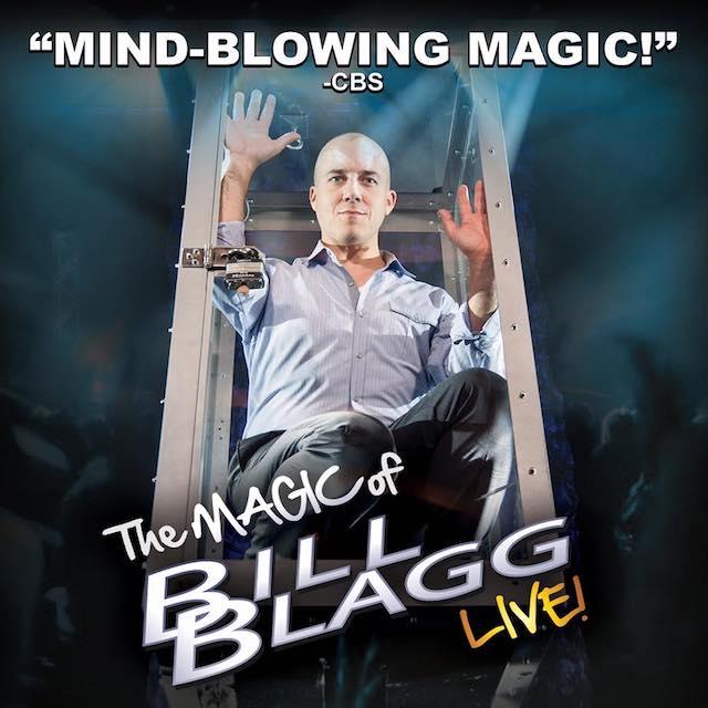 The Magic of Bill Blagg Live!