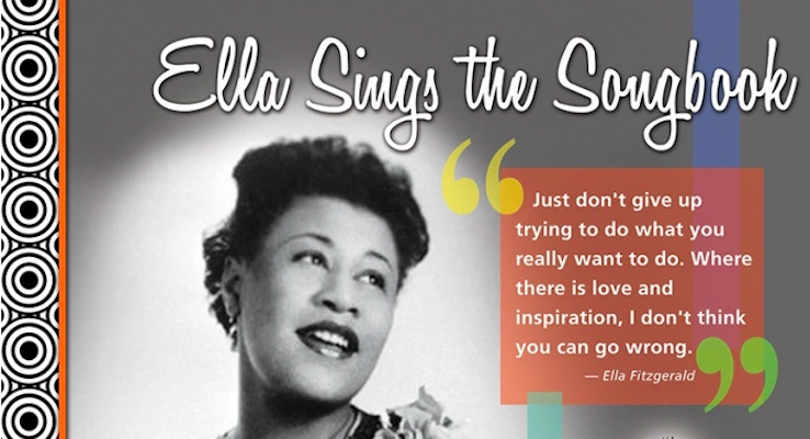 FREE Gallery Walk: Ella Sings the Songbook