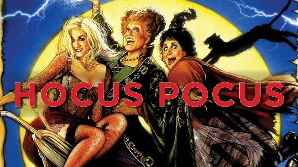 FILM:  Hocus Pocus