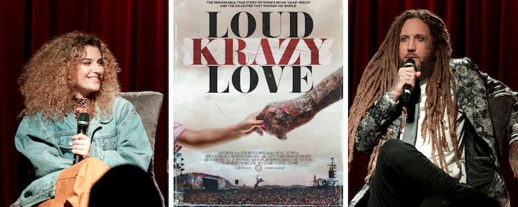 "Documentary: ""Loud Krazy Love"" + Q&A"