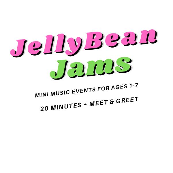 JellyBean Jams: Kelli Lewis, Little Nightingales Music Together