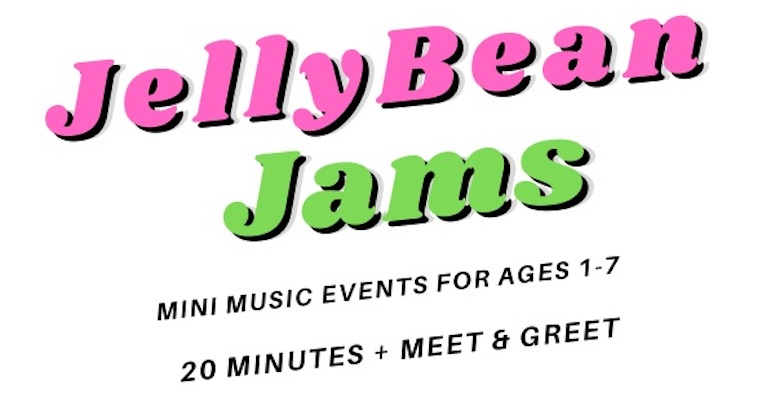 JellyBean Jams: Ukulele Sing-a-long with Geoff Davis