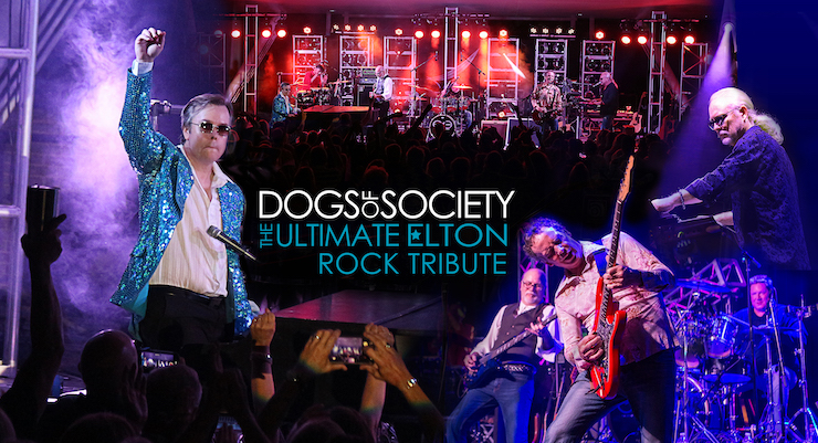 Dogs of Society with guest Dane Clark from John Mellencamp Band