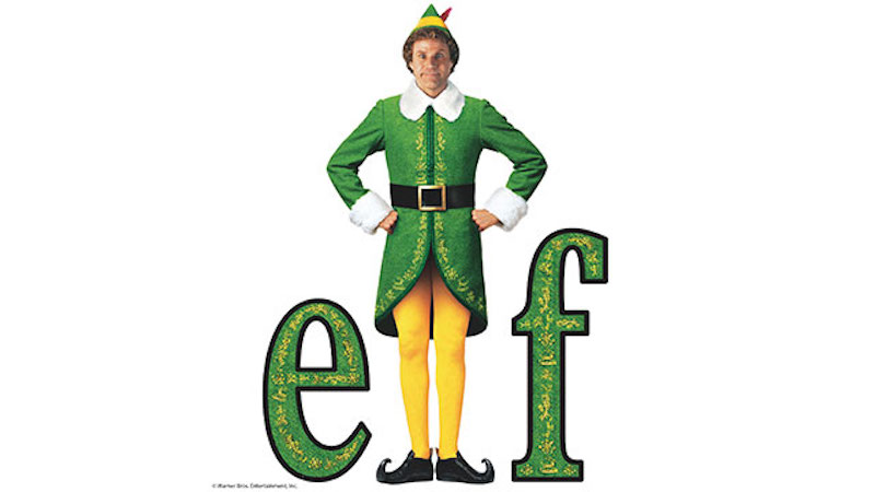 Film Series:  ELF